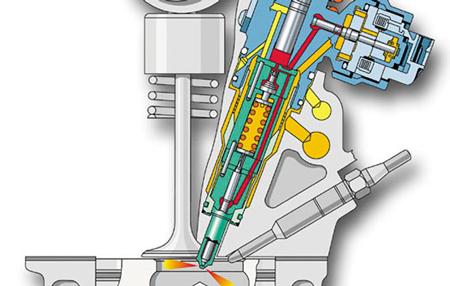 Ремонт на помпа дюза за леки автомобили VAG