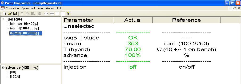 Tester (simulator) for Bosch VP44/30 diesel pumps – Decbg com